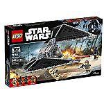 LEGO STAR WARS TIE Striker 75154 $49