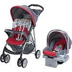 Graco LiteRider  Click Connect Travel System with Infant Car Seat $80