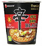Nongshim Shin Big Bowl Noodle Soup, Gourmet Spicy, 3.03 Ounce (Pack of 6) $4.18 (add-on)