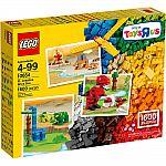 LEGO Classic XL Creative Brick Box (10654) $51
