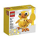 Lego Easter Chick 40202 $10