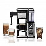 Ninja Coffee Bar Single-Serve Coffee Bar System $70 w/ $10 KC (Kohls Card Req'd)