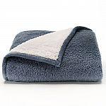 Cuddl Duds Premium Sherpa Blanket $8.39 & More + Free Shipping