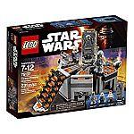 LEGO Star Wars Carbon-Freezing Chamber (75137) $14 (Reg $24.99)