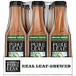 12-pk Lipton Pure Leaf Unsweetened Iced Tea, 18.5 oz $8.35