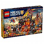 LEGO® Nexo Knights Jestro's Volcano Lair 70323 $85 (Reg. $120) and More