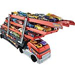 Hot Wheels Mega Hauler Truck $9
