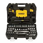DEWALT Mechanics Tool Set (108-Piece) $59.97 (save $31)
