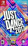 Just Dance 2017 (Nintendo Switch) $34