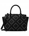 MICHAEL Michael Kors Handbags: Brooklyn Applique Medium Convertible Hobo $170 and more