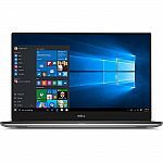 "Dell XPS 15.6"" 4K Ultra HD Touch-Screen Laptop (i7-6700HQ 16GB 1TB SSD GTX 960M 4.40lbs) $1499"