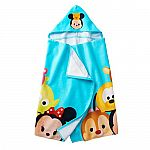 Disney's Tsum Tsum Hooded Towel $8.39 & More