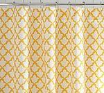 Marlo Organic Shower Curtain $13 + Free Shipping