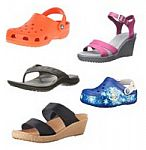 Up to 50% off Crocs Shoes from $10.49