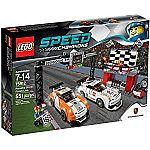 LEGO Speed Champions Porsche 911 GT Finish Line 75912 $25