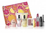 12-Pc Gifts w/ $75+ Clinique Purchase  + Macys Money