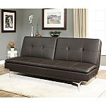 Vienna Convertible Sofa with USB Power Ports $300 (Orig. $599)