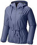 50% Off Select Styles Columbia Women's Auroras Wake II Rain Jacket $25 and more