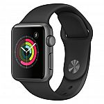 Apple watch series 1 42mm $160, 38mm $130