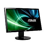 "24"" ASUS VG248QE 144Hz 1ms LED 3D Monitor $205"