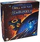 Roll for The Galaxy Board Game $34.48