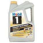 5qt Mobil 1 Extended Performance 0W-20 Full Synthetic Motor Oil $15.85 ($3.85 After Rebate)