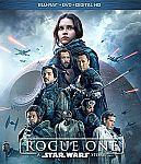 Rogue One: A Star Wars Story Blu-ray/DVD/Digital HD $19.98