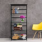 Casual Home 324-53 Montego 5-Tier Bookcase $55.79 (46% Off)