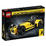 LEGO Ideas Caterham Seven 620R 21307 $43.58 (with Pickup)