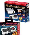 Nintendo NES Classic Edition with Miniboss Wireless Controller $80