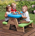 Step2 Sit & Play Jr. Picnic Table  $21 Shipped (Kohls Card Req'd)