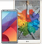 FREE LG G Pad X with LG G6 or V20 Purchase via Prepaid MasterCard® Card (with qualifying plans)