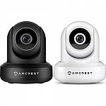 Amcrest ProHD 1080P 30FPS WiFi IP Security Camera $64