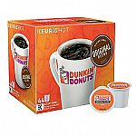 Dunkin' Donuts Keurig® K-Cup® Pods (44 Pack) $19.99 (was $29.99)