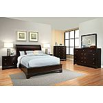 Hudson Bedroom Furniture Set (Assorted Sizes) from $1200 (Save $800)