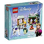 LEGO Disney Princess Anna's Snow Adventure 41147 Building Kit $13