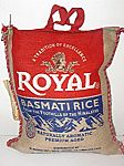 15-Pound Royal Basmati Rice $11.99 (Prime required)