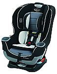Graco Extend2Fit Convertible Car Seat $125