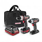 Craftsman C3 Combo Kit + $75 SYW points $130 and more deals