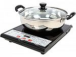 Tayama SM15-16A3 Induction Cooker with Cooking Pot $39.99