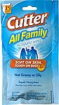 15-Count Cutter All Family Mosquito Wipes $3.52