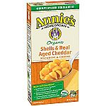 12-Pack Annie's Organic Macaroni and Cheese $9