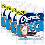 48-Ct Charmin Ultra Soft Toilet Paper $19.75 (Prime only)