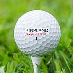 2-dozen Kirkland Signature Four-Piece Urethane Cover Golf Ball $30 + $4.99 Shipping
