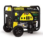 (Price mistake?) Champion Power Equipment 100297 8000 Watt Dual Fuel Portable Generator with Electric Start $206 ($999 at Amazon)