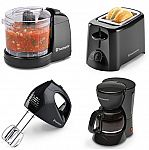 Toastmaster Small Kitchen Appliances $2.44 Each
