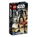 LEGO STAR WARS K-2SO 75120 $17.77