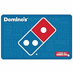 Gift Cards Sale: Domino's, GAP, Cabela, BP and many more