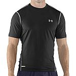 Under Armour HeatGear Sonic Fitted T-Shirt $13