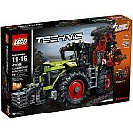 LEGO Technic CLAAS XERION 5000 TRAC VC $112